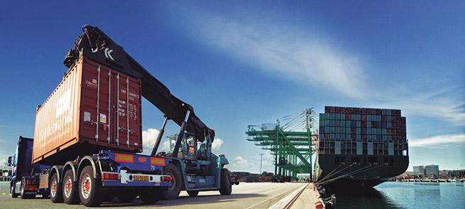 Международная перевозка Ex Works